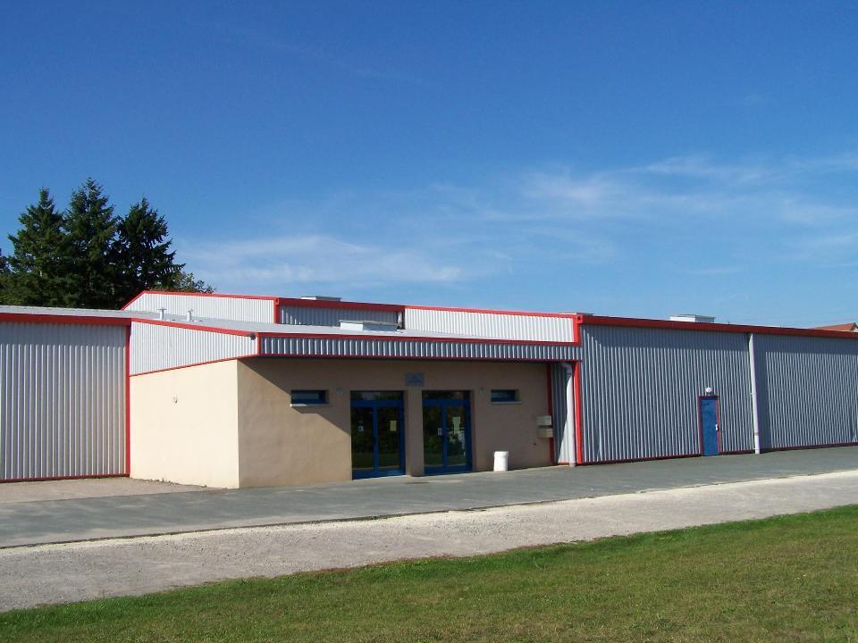 Halle des sports J.P. Berlot