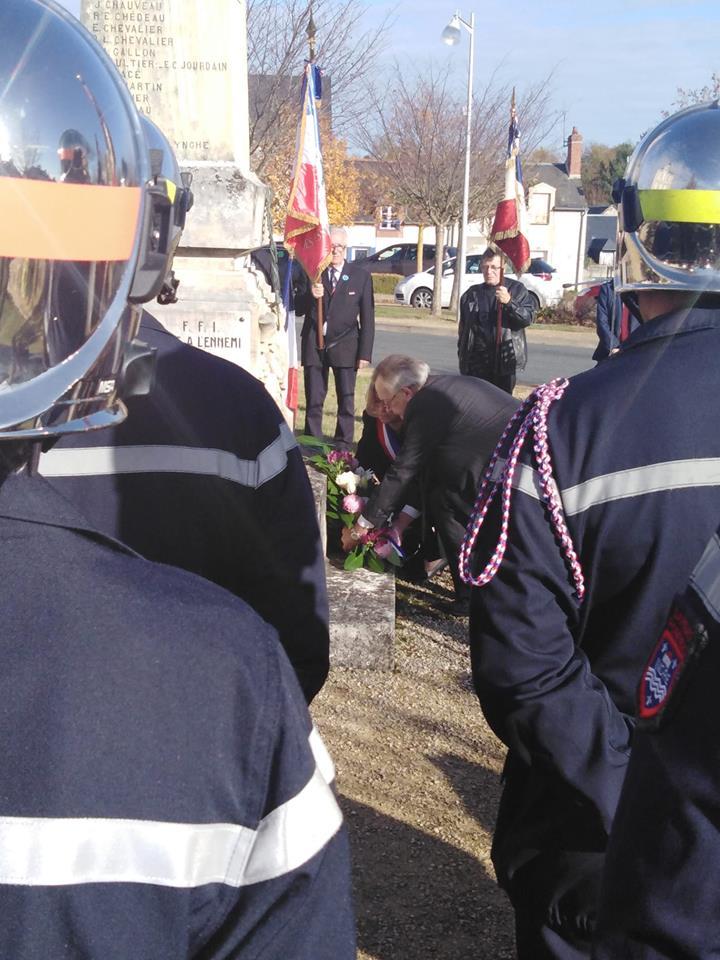 Sainte Barbe des pompiers