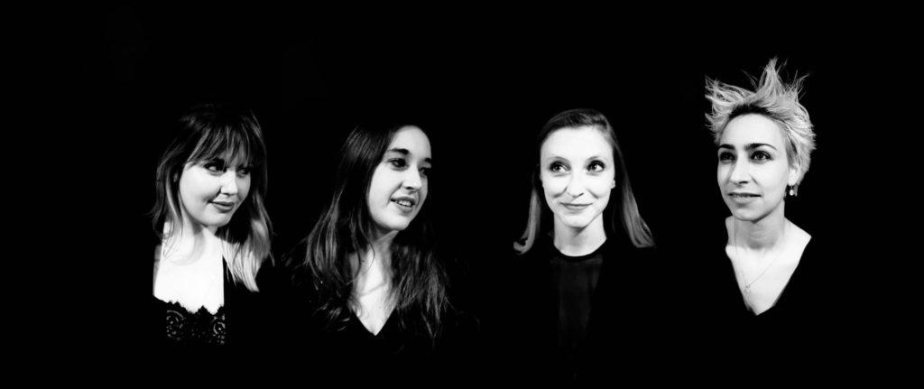 quatuor métamorphoses Reuilly