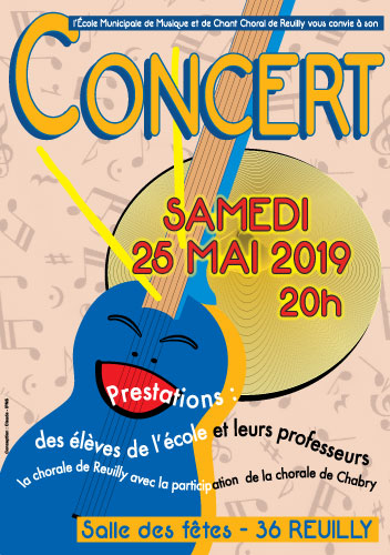 concert ecole de musique reuilly
