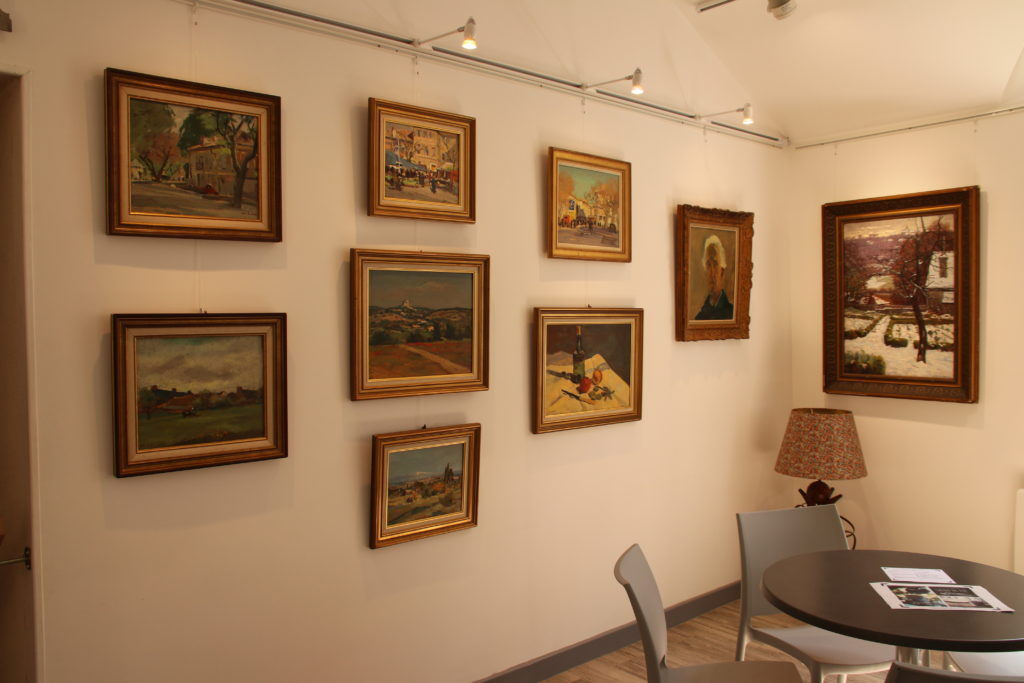 Renouvellement de l'exposition Surtel à la Maison de Reuilly