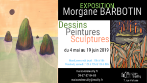 Morgane Barbotin reuilly exposition