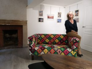 Nouvelle salle Maison de Reuilly Nadine Bellurot