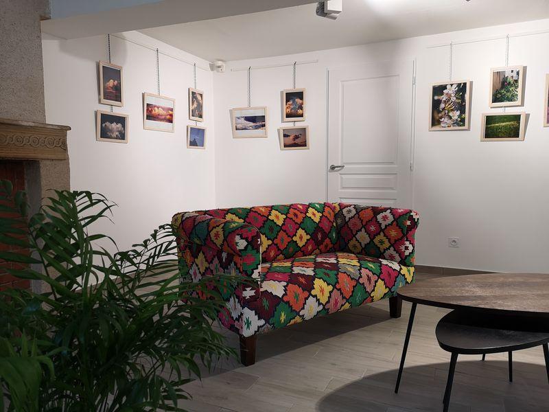 Nouvelle salle d'exposition à la Maison de Reuilly