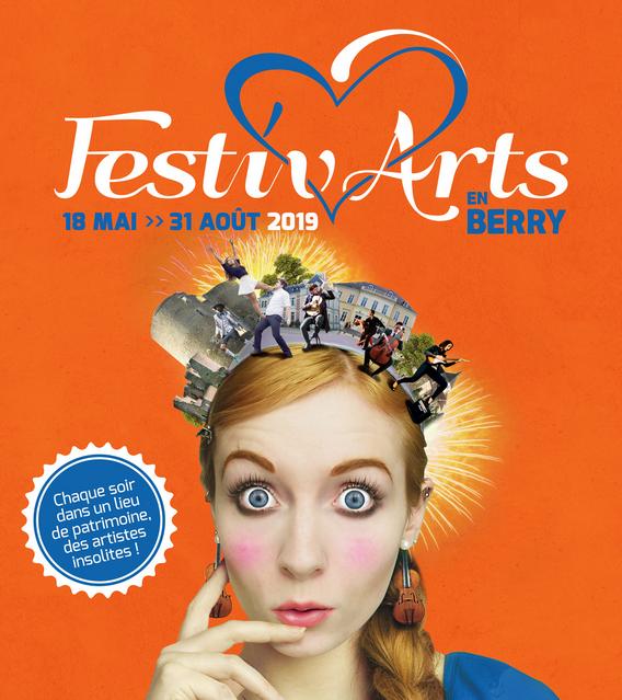 Festiv'Arts ce samedi à Reuilly