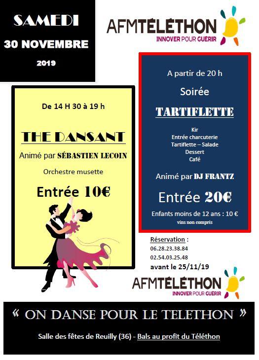 danse telethon reuilly 2019