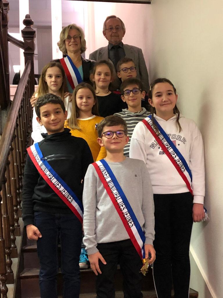 Élection du Conseil Municipal des jeunes de Reuilly