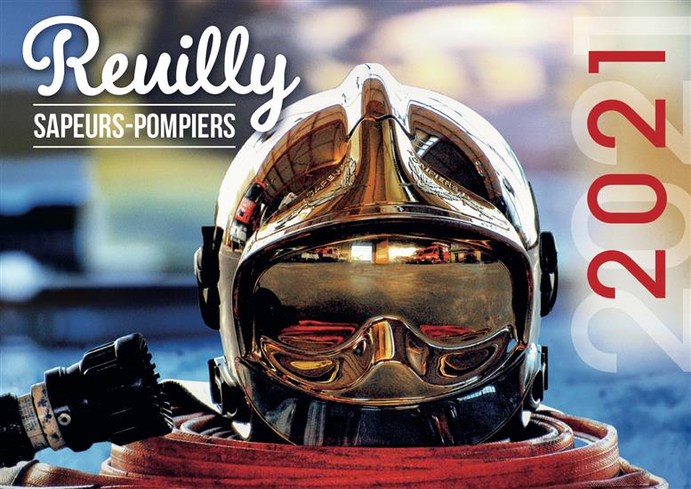 Calendrier des pompiers de Reuilly